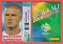 England David Beckham Real Madrid 67 2006